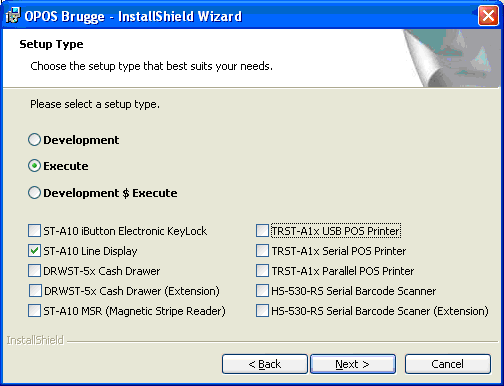 How to configure the Toshiba ST-A10 to work with SellerDeck